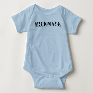 Infant/Toddler Pro-breastfeeding creeper: MILKMADE Baby Bodysuit