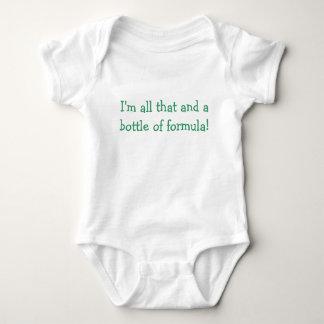 Infant Undershirt Tee Shirt