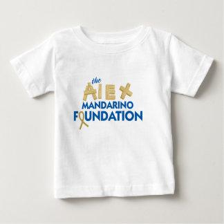 Infant White T-Shirt