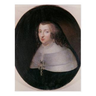 Infanta de España y reina de Francia Postales