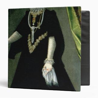 Infanta Isabella Clara Eugenia 3 Ring Binder