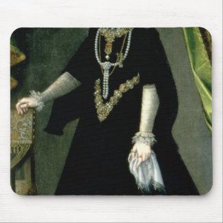 Infanta Isabella Clara Eugenia Mouse Pad