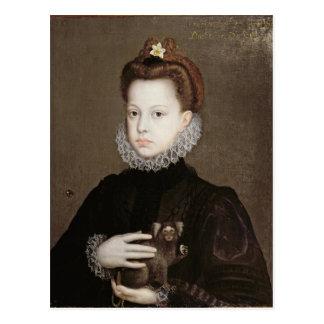 Infanta Isabella Clara Eugenia Post Card