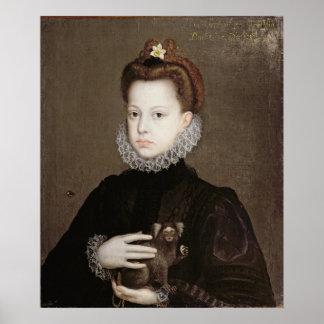 Infanta Isabella Clara Eugenia Posters