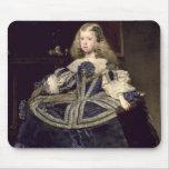 Infanta Margarita  in Blue, 1659 Mouse Pad