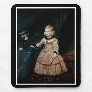 Infanta Margarita Therese Mouse Pad