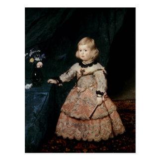 Infanta Margarita Therese Postcard
