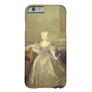 Infanta Maria Ana Victoria de Borbón, 1724 (oil on Barely There iPhone 6 Case