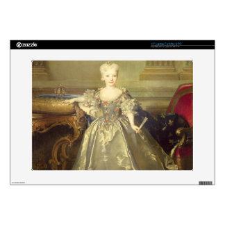 Infanta Maria Ana Victoria de Borbón, 1724 (oil on Laptop Skins