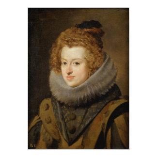 Infanta Maria of Austria by Diego Velázquez Card