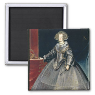 Infanta Maria Theresa (1638-83) c.1646 (oil on can Magnet