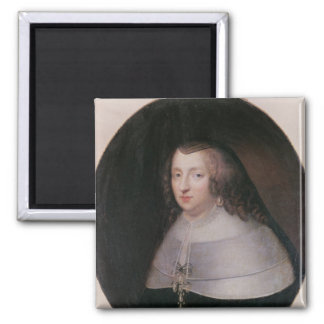 Infanta of Spain and Queen of France Fridge Magnets