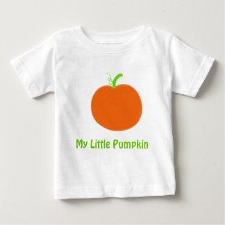 Infante Baby TShirt Orange My Little Pumpkin
