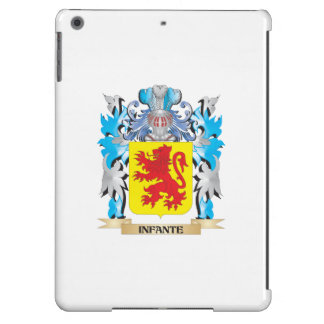 Infante Coat of Arms - Family Crest Cover For iPad Air