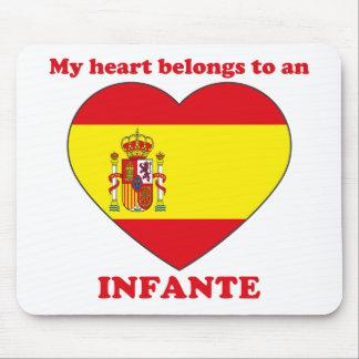 Infante Mouse Pad
