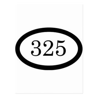 Infantería de 325 paracaídas postal