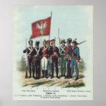 Infantería polaca posters