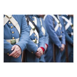 Infantes de marina civiles de la Guerra-era de los Fotografía