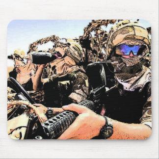 Infantes de marina tapetes de ratones