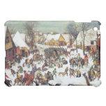 Infanticide in Bethlehem by Pieter Bruegel iPad Mini Cases