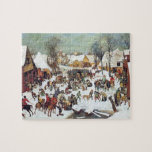 Infanticide in Bethlehem by Pieter Bruegel Jigsaw Puzzles