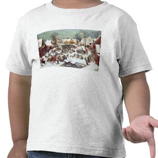 Infanticide in Bethlehem by Pieter Bruegel Tee Shirt