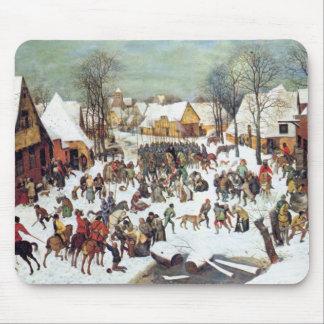 Infanticidio en Belén de Pieter Bruegel Alfombrilla De Ratón