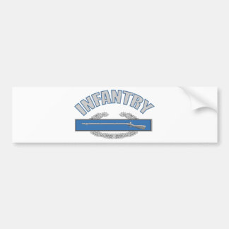 Infantry Bumper Stickers