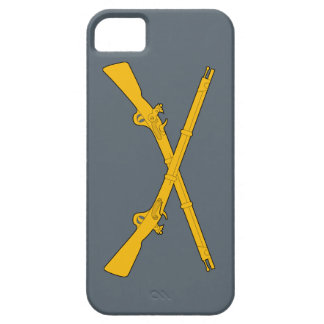 Infantry Crossed Rifles iPhone SE/5/5s Case