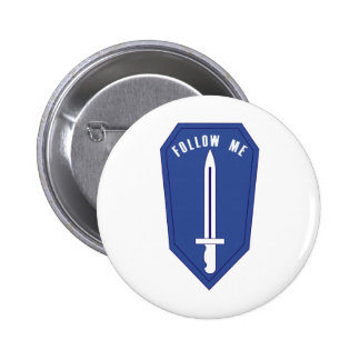 Infantry School Pinback Buttons
