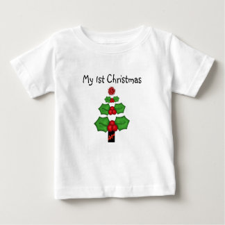 Infants Christmas T-shrt T-shirts