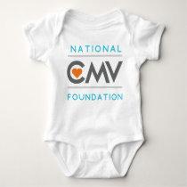 Infant's logo bodysuit