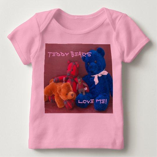 Infant's Long-sleeved T-Shirt