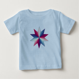 Infants Red, White and Blue Baby T-Shirt