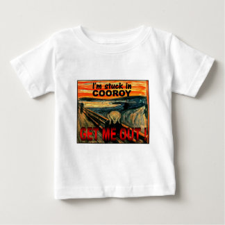 Infants T-Shirt - Stuck in Cooroy