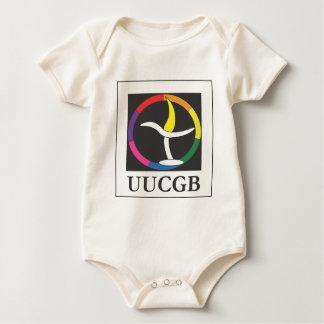 Infants UUCGB Logo Baby Bodysuit