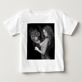 Infatuated  Roses Baby T-Shirt