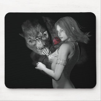 Infatuated  Roses Mouse Pad