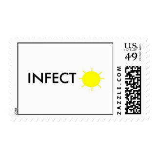 INFECT SUNSHINE STAMPS