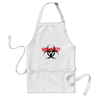 Infected Adult Apron
