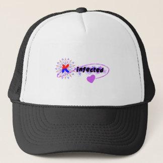 Infected by Korea Trucker Hat