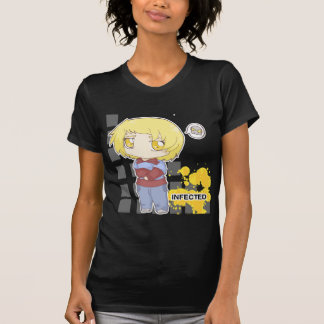Infected chibi t-shirt