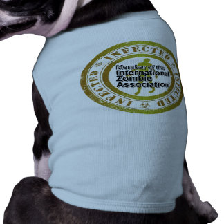 INFECTED HUMANS PET CLOTHES