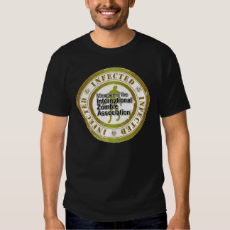 INFECTED HUMANS T-SHIRT