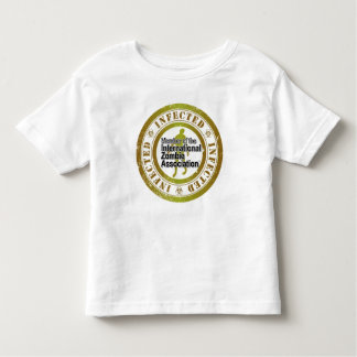 INFECTED HUMANS TODDLER T-SHIRT