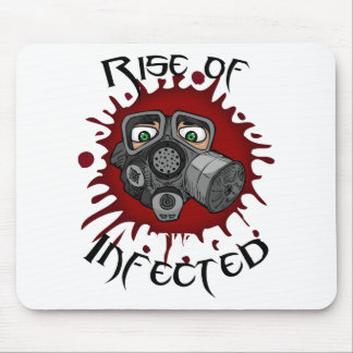 infected mouse pad