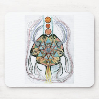 Infected Mushroom Mouse Pad