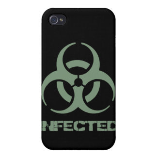 Infected Speck Case iPhone 4/4S Cover