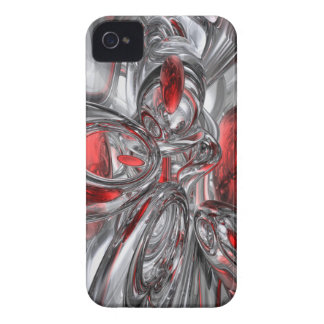 Infection Abstract Blackberry Bold Case iPhone 4 Cases