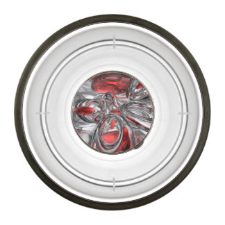 Infection Abstract Pet Bowl